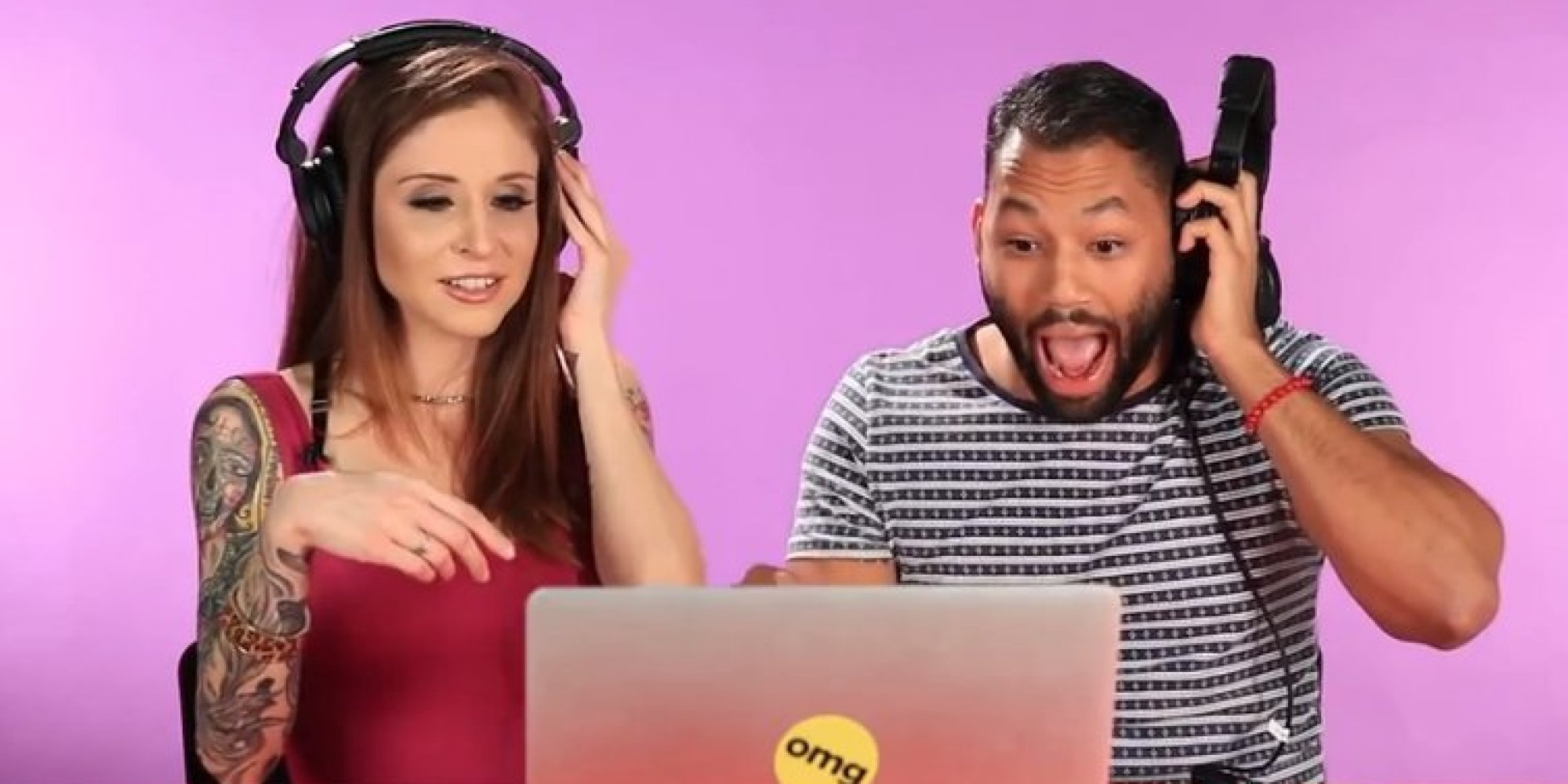 Watching Porn With Porn Stars Is As Hilariously Awkward As You'd Expect |  HuffPost