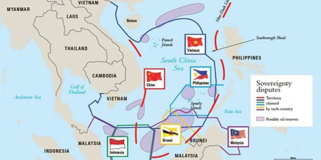 Why china has the right to build sovereignty in the south china why china has the right to build sovereignty in the south china sea huffpost gumiabroncs Gallery