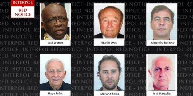 Fifa Skandal Interpol Setzt 6 Verdächtige Auf Liste Der