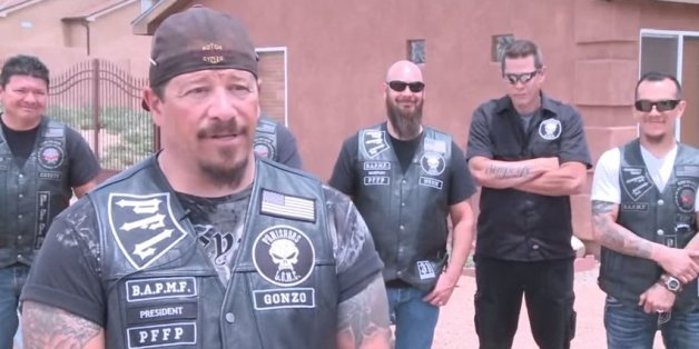"""""""Schnelles Helles"""": Diese Biker-Gang wollte es mit den Hells Angels aufnehmen - und konnte nicht Motorrad fahren"""