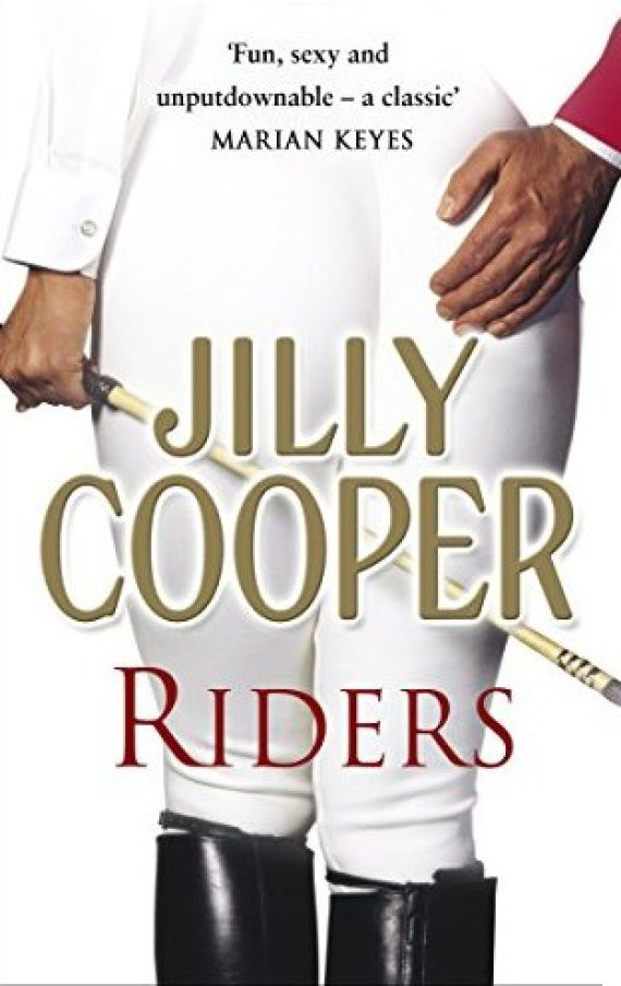 jilly cooper riders