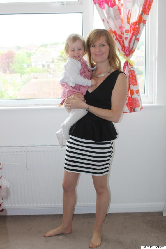 camille and daughter
