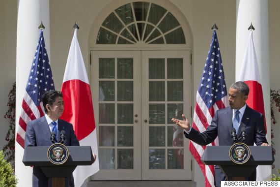 abe shinzo obama