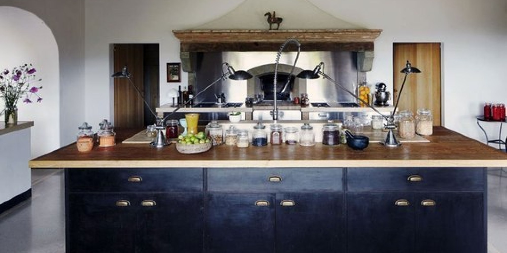 10 Absolutely Stunning Designer Kitchens