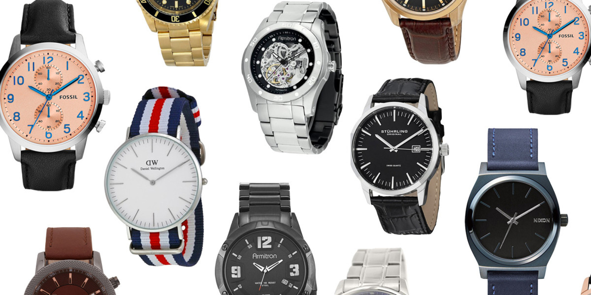 12 Incredible Men\'s Watches You Can Get For Under $100 (Gift Alert ...