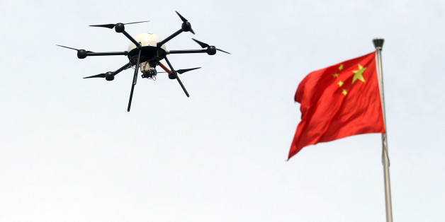 drone chine