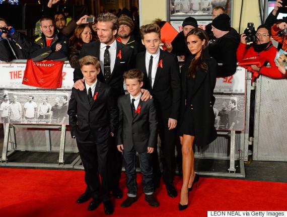 victoria beckham kids