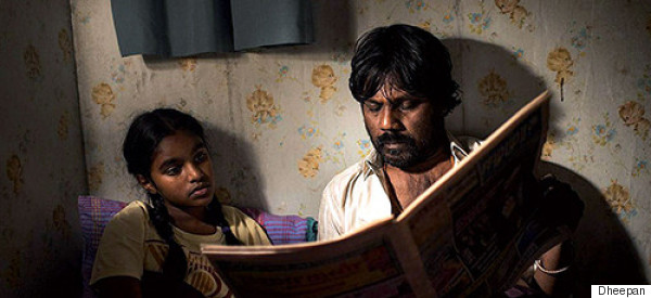 a scene from dheepan