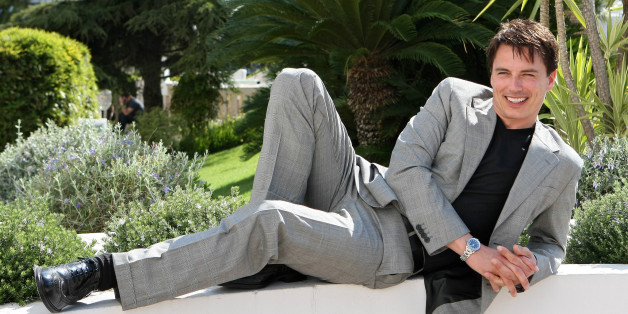 "Scottish-American actor John Barrowman poses for photographers during the MIPTV (International Television Programme Market), Tuesday, April 5, 2011, in Cannes, southern France. They present the 4th season of the television series ""Torchwood: Miracle Day"" (AP Photo/Lionel Cironneau)"