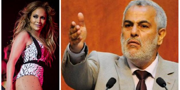 Concert de J-Lo: Benkirane demande à la HACA de sanctionner 2M