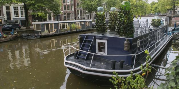 Warum Sie Auf Ein Hausboot Ziehen Sollten