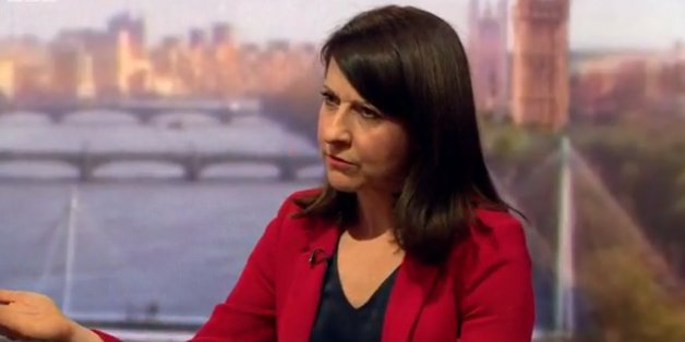Liz Kendall on The Andrew Marr Show