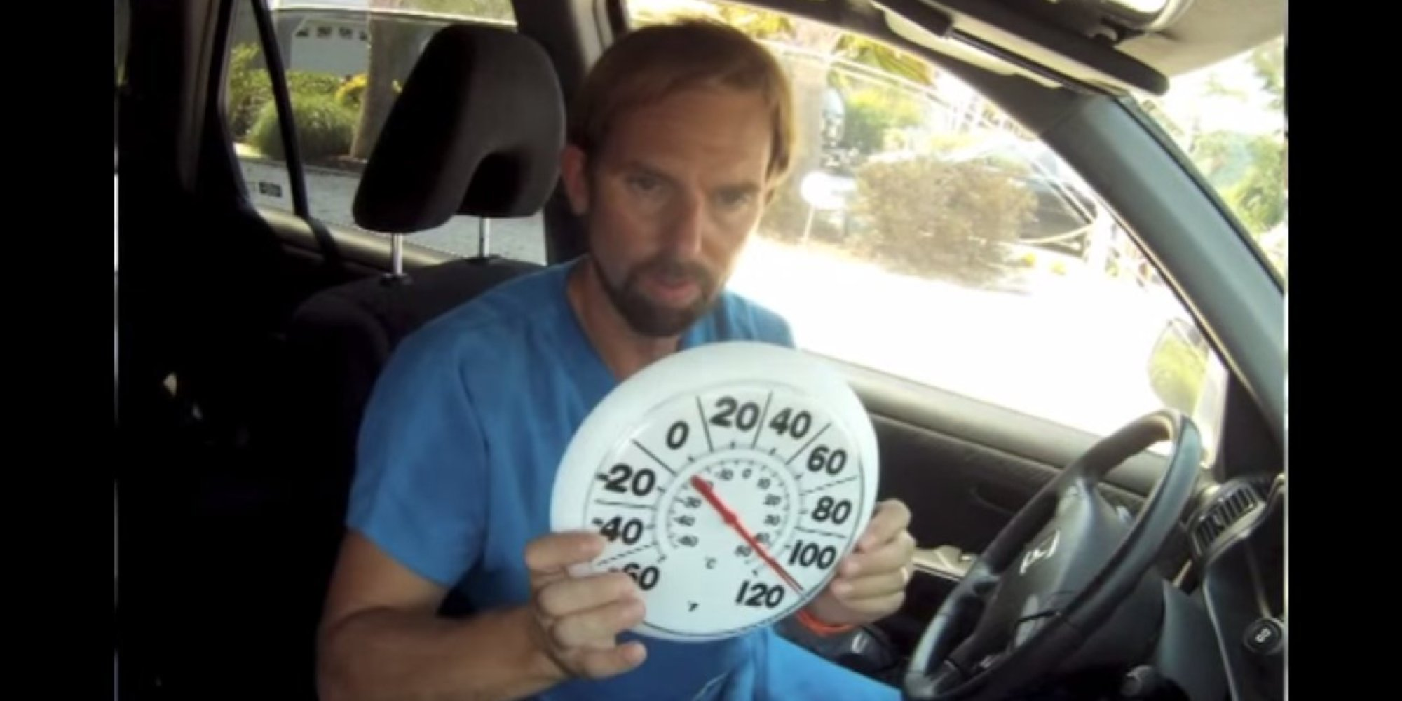 Veterinarian's Experiment Proves How Miserable Your Dog Is In A Hot Car