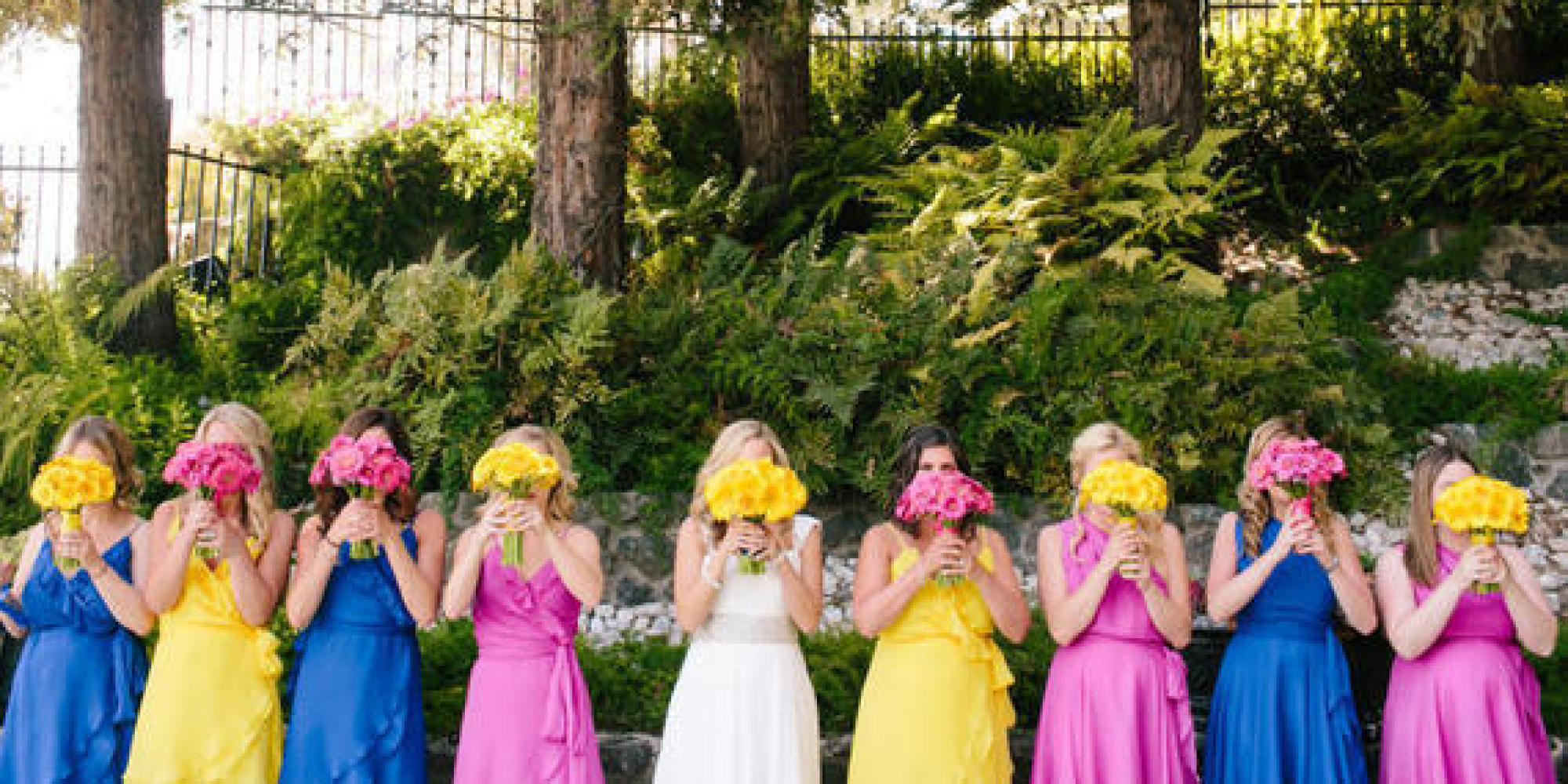 24 wedding traditions you can totally skip huffpost junglespirit Image collections