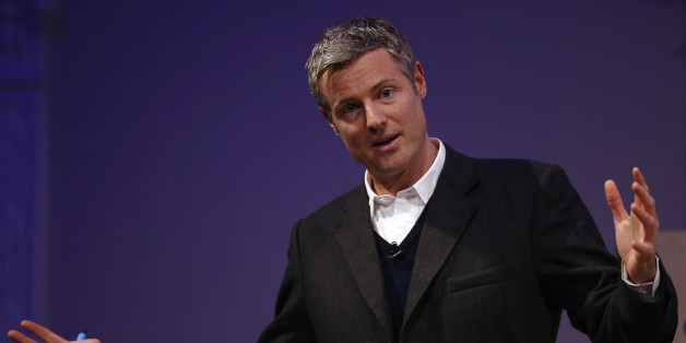 LONDON, ENGLAND - APRIL 02:  Zac Goldsmith, Conservative parliamentary candidate for Richmond Park and North Kingston speaks on transforming politics in the UK at the RSA (Royal Society of Arts) on April 2, 2015 in London, England. Tonight will see a televised leaders election debate with seven political parties, including Prime Minister David Cameron, Leader of the Liberal Democrats Nick Clegg, Labour party leader Ed Miliband, UKIP's Nigel Farage and the leaders of the Green Party, Plaid Cymru and SNP leader Nicola Sturgeon. The debate will be the only time that David Cameron and Ed Miliband will face each other before polling day on May 7th.  (Photo by Dan Kitwood/Getty Images)
