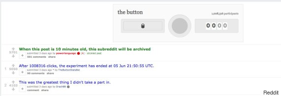 reddit button ends