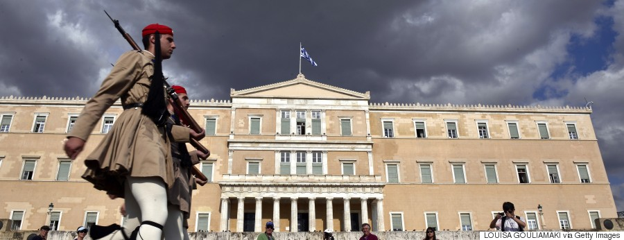 athens greek crisis