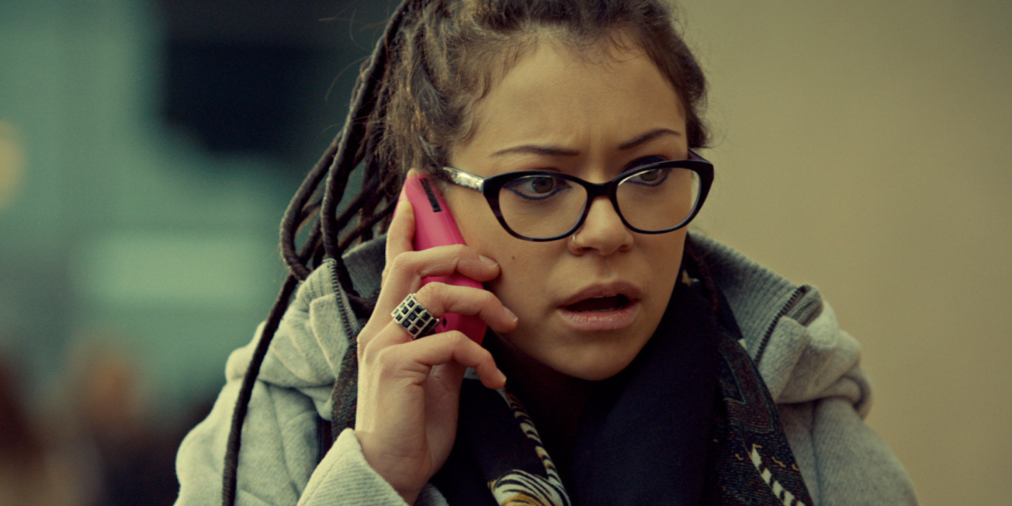 the reallife cosima had to tell the orphan black