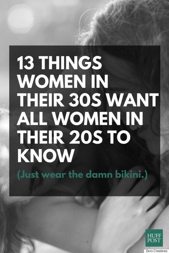 30 advice