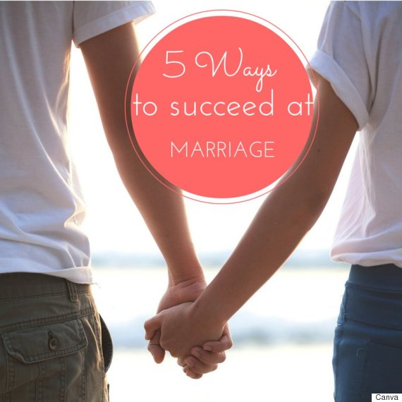 succeed at marriage