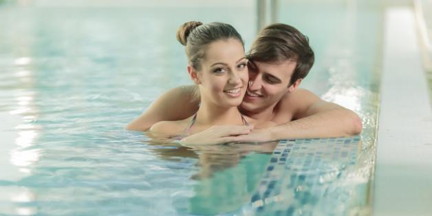 sex im pool