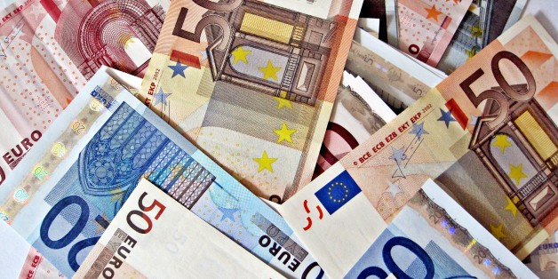 """A large pile of Euro currencyLike much of our work, we have put all these images in the public domain. Feel free to use them but please credit out site as the source if you do: <a href=""""http://TaxRebate.org.uk"""" rel=""""nofollow"""">TaxRebate.org.uk</a>"""