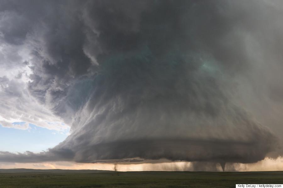 sister tornados