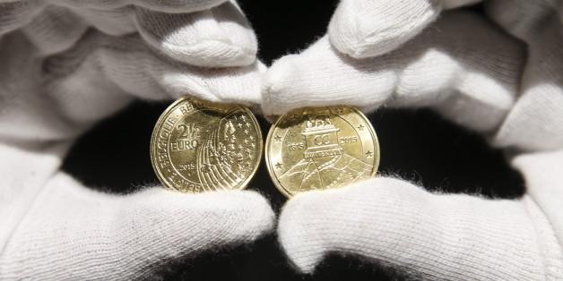 Belgien Hat Jetzt Eine 250 Euro Münze Schuld Ist Eine