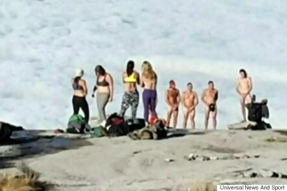 naked climbers malaysia
