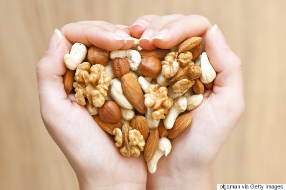 handful nuts