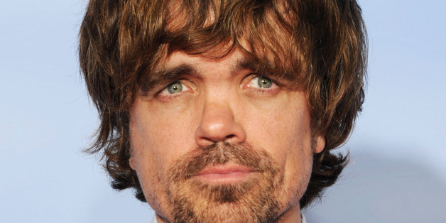BEVERLY HILLS, CA - JANUARY 15:  Actor Peter Dinklage poses in the press room with the Best Performance by an Actor in a Supporting Role in a Series, Mini-Series or Motion Picture Made for Television award for 'Game of Thrones' at the 69th Annual Golden Globe Awards held at the Beverly Hilton Hotel on January 15, 2012 in Beverly Hills, California.  (Photo by Kevin Winter/Getty Images)