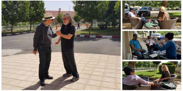 Douze cinéastes marocains en conclave à Ifrane
