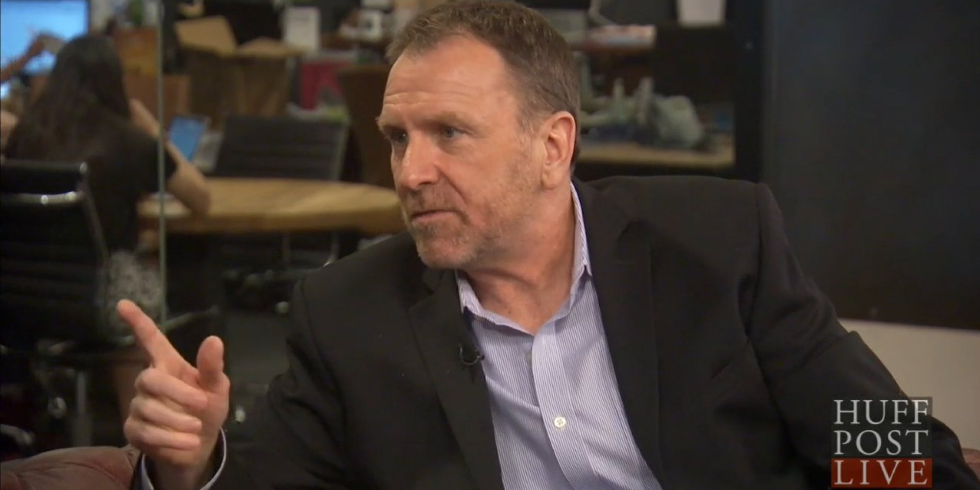 A Deranged Stalker Tried To Kill Colin Quinn At MTVs Spring Break