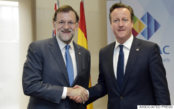 david cameron brussels