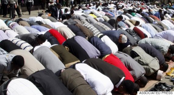 ramadan praying