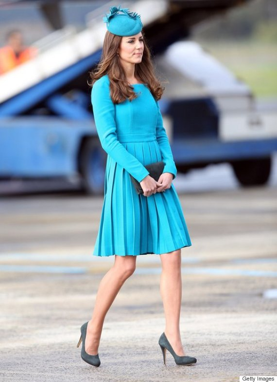 ea79bb93b07 How The Duchess Of Cambridge Wears High Heels All Day