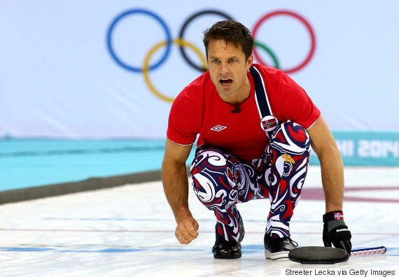 norway curling olympics