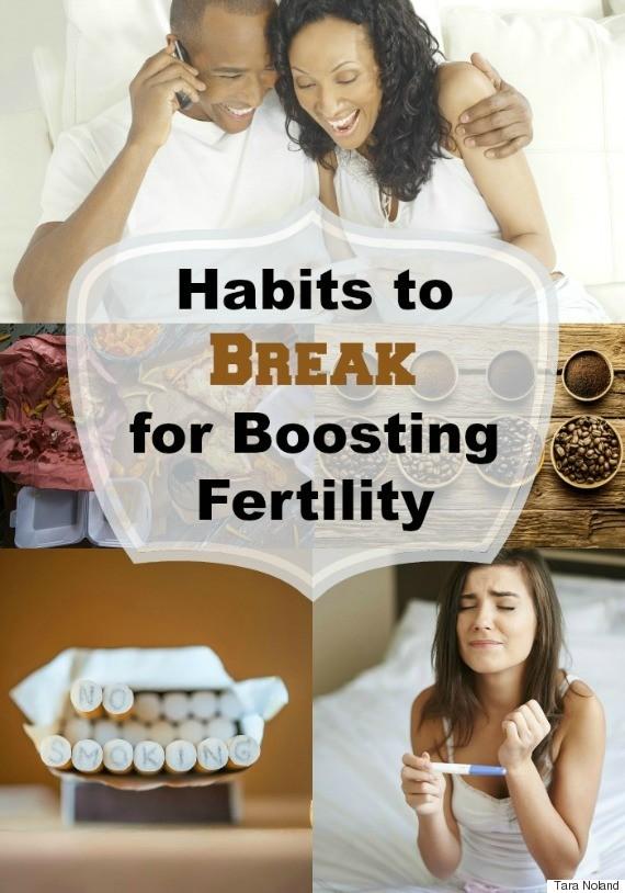 boosting fertility