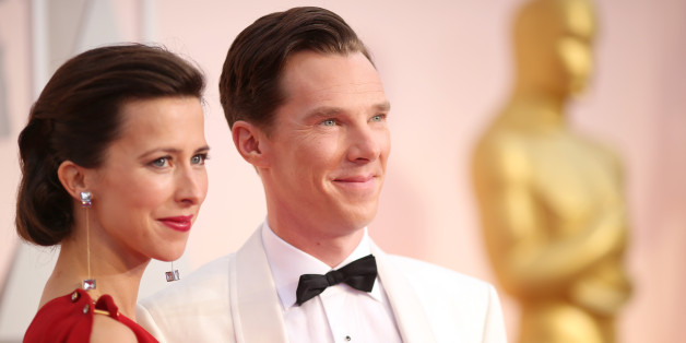HOLLYWOOD, CA - FEBRUARY 22:  Director Sophie Hunter and actor Benedict Cumberbatch attends the 87th Annual Academy Awards at Hollywood & Highland Center on February 22, 2015 in Hollywood, California.  (Photo by Christopher Polk/Getty Images)