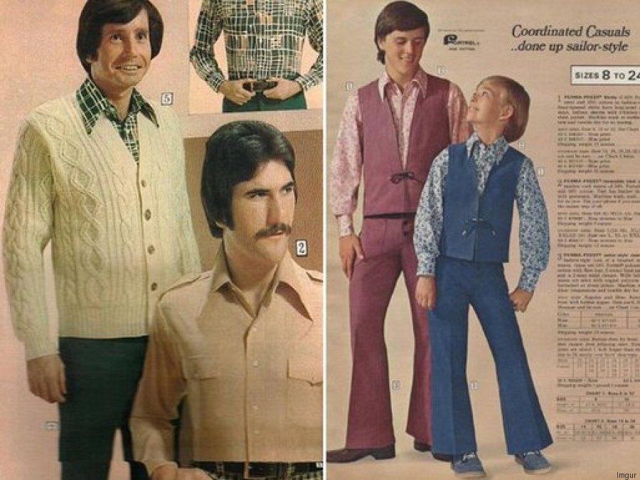 Der Beweis Die Mode Werbung Der 70er War So Viel Besser Huffpost