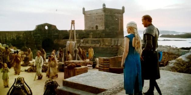 Allez à Essaouira pour vivre comme Khalessi, la mère des dragons de Game Of Thrones, grâce à un site de booking