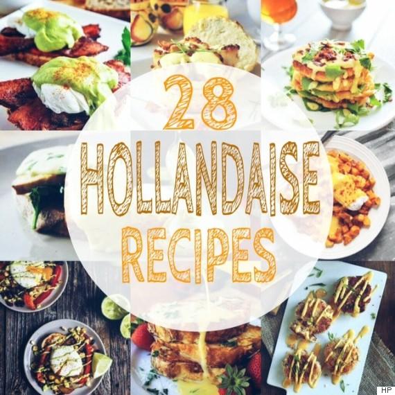 hollandaise recipes