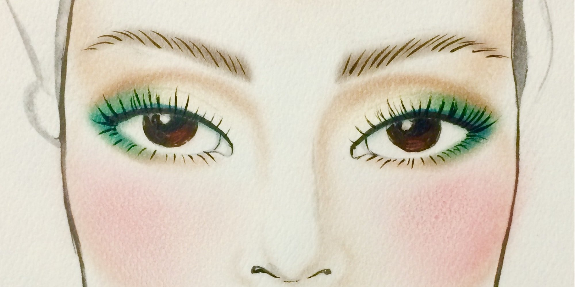 The Most Breathtaking Makeup For Brown Eyes Huffpost