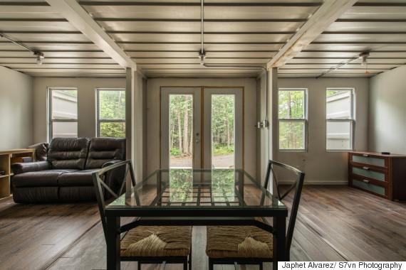 Maison En Conteneur A Vendre un homme d'ottawa a construit une maison économique pour que les