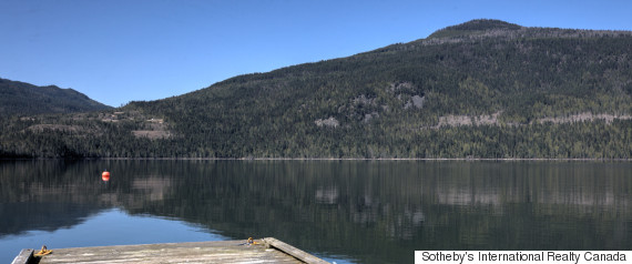 bc recreational property for sale