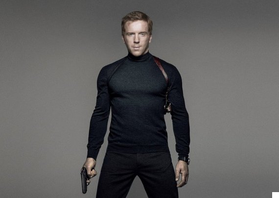 damien lewis james bond