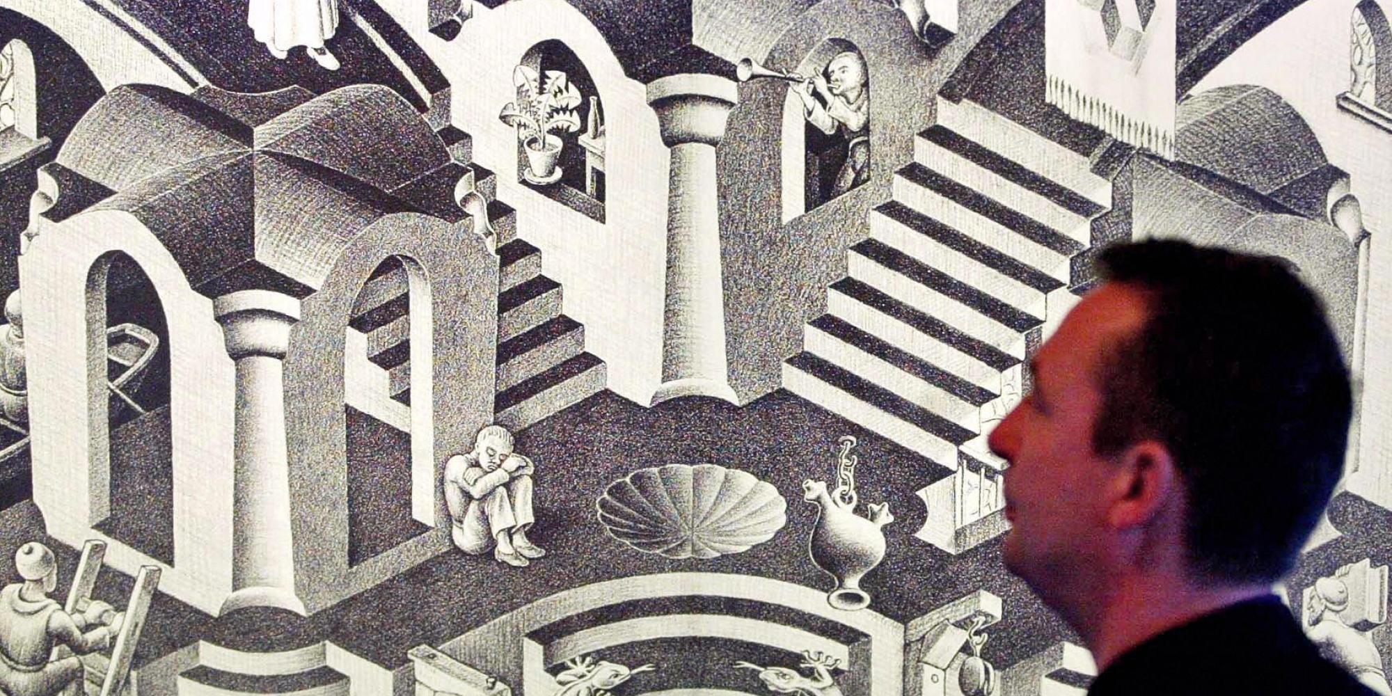 Mc Escher Facts_n_7595668 on M C Escher Tessellations
