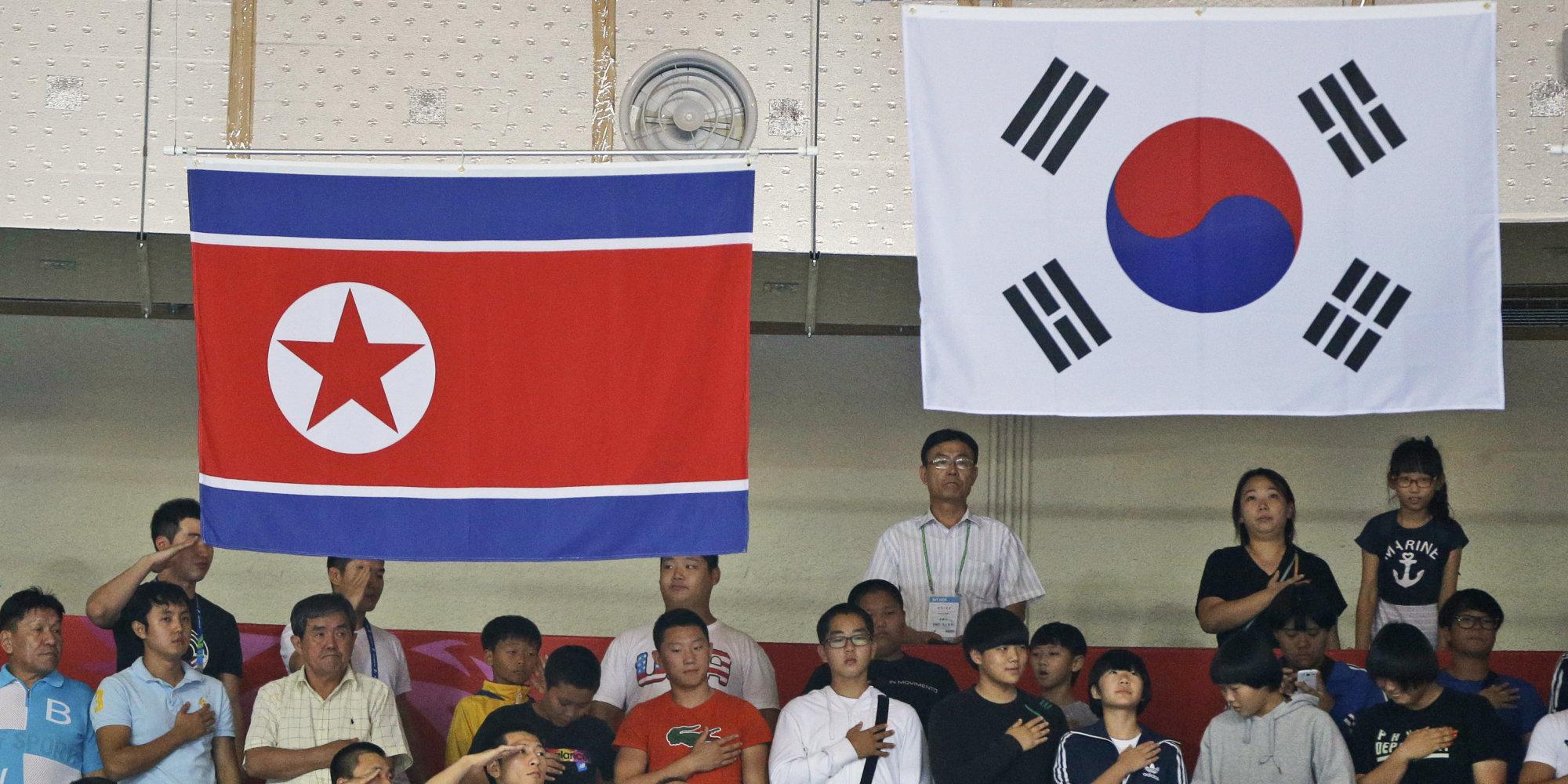 Two Koreas will unite 27
