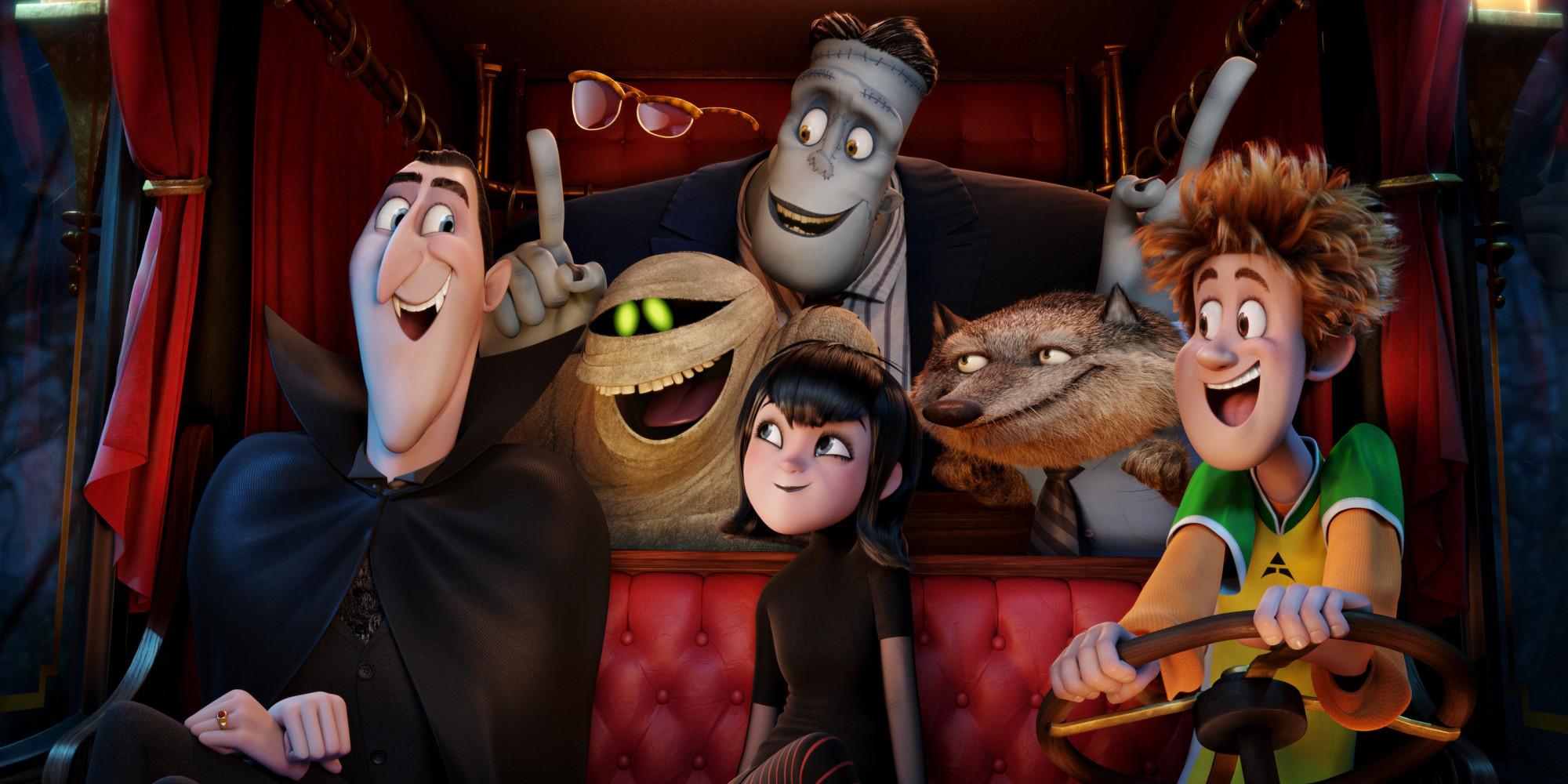 Hotel Transylvania 4 Trailer Released: Cast & Release Date