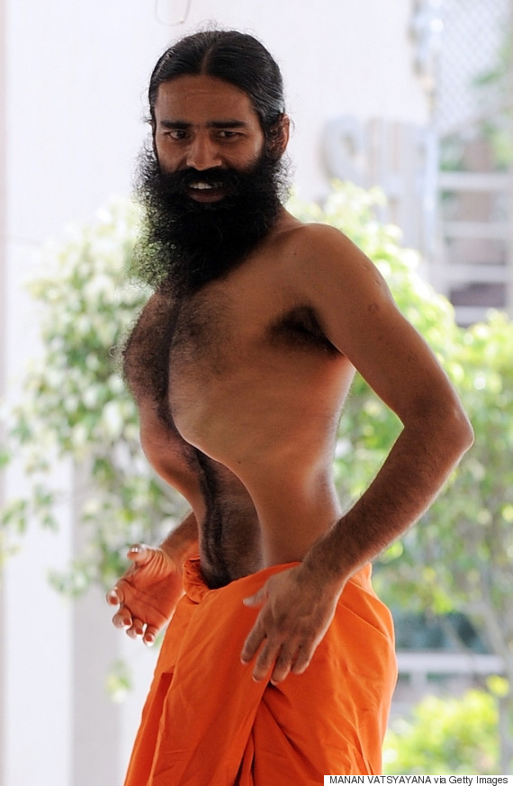 Ramdev Photo Gallery Baba Ramdevs Yoga Moves
